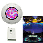 18W Swimming Pool Light LED RGB Colorful Light Spa Fountain Lamp W Remote USA
