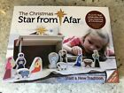 The Christmas Star from Afar Kids Wooden Nativity Advent Calendar w Book NEW