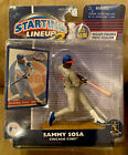 SAMMY SOSA Starting Lineup 2 MLB SLU 2001 Action Figure & Card Chicago Cubs NEW