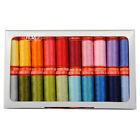 QUILTERS PALETTE THREAD SET 50 wt SMALL spool cotton thread