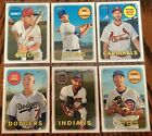 2018 Topps Heritage High Number Baseball Variations Guide 250