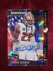Richard Sherman AUTO 25 2020 Panini Rookies and Stars Autograph Prizm Card