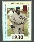 Top 10 Hack Wilson Baseball Cards 25