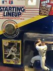 starting lineup figures. 1991 NY Yankees Don Mattingly. Still In Mint Condition