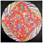Japanese Mino Washi Toraditional Chiyogami Paper Origami Paper 59 in 40 Sheets
