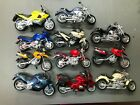 Rare and Vintage Maisto 118 BMW Motorcycles Diecast Eleven 11