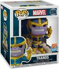 Funko Pop! | Marvel | Thanos Snap | PX Exclusive | 6-Inch Vinyl Figure