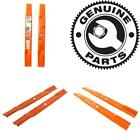 42 in Low Lift Sand Blade Set for Lawn Tractor and Zero Turn Mowers OE and