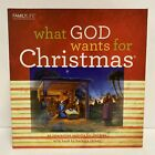 Family Life What God Wants for Christmas Interactive Nativity for Children 2011