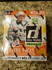 2018 Donruss Football EXCLUSIVE 8 Pack MEGA Box with 2017 ILLUSIONS HOBBY Pack