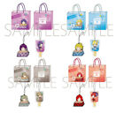 Love Live Rubber Strap Acrylic Key Chain and Shopper SetLuckey BagMUSE s