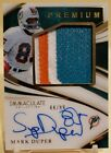 2020 Panini Immaculate Collection Football Cards 36