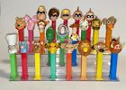 Lot of more than 20 Disney Pixar Pez Dispensers Pooh Chicken Little Lion King ++