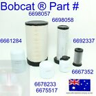 Filter Service Kit For Bobcat S220 S250 S300 S330 V3800 Oil Air Hydraulic Fuel