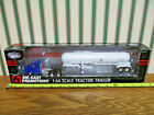 Blue Kenworth T660 Semi With Mississippi Anhydrous Tanker By DCP 1 64th Scale