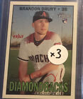 2016 Topps Heritage High Number Baseball Cards 67