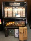 Jukebox ROCKOLA 496 2 Combo 80 Vinyls  6 CDs with Spare Working Parts