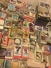 variety of sports collector cards my lifetime collection all included years vary