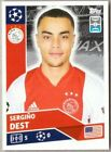 2020-21 Topps UEFA Champions League Sticker Collection 23