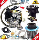 139QMB Carburetor for GY6 50CC 49CC 4 Stroke Scooter Taotao Engine 18mm carb+