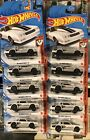 Lot Of 10 2020 Hot Wheels 196 250 WHITE 86 Chevy Monte Carlo SS Muscle Mania