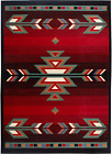 5x7 Southwest Area Rug Geometric Southwestern Native American for Living Room