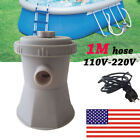 Summer Swimming Pool Filter Cartridge Filter Pump Electric Tool Cleaning Filter