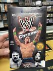 2014 Topps Chrome WWE Trading Cards Sealed Hobby Box (2 Hits)