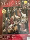 NIP BEAUTIFUL Designs For The Needle CHRISTMAS Nativity Figures 3198 42 Janlynn
