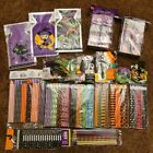 Kids Halloween Gift Party Favors 563 pcs Pencils Stickers Rings Tattoos +