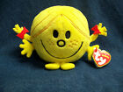 Ty Beanie Babies LITTLE MISS SUNSHINE with TAG * UK Exclusive * VG CONDITION