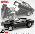 GMP 18932 118 1969 FORD MUSTANG GASSER TRIPLE BLACK
