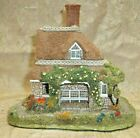 Lilliput Lane Jasmine Cottage 1991 Blaise Hamlet Classics No Box or Deed