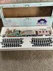 Precious Moments The Sugar Town Express Holiday Train Set 1995 COMPLETE