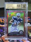 2011 Topps Chrome DeMarco Murray Red Refractor RC Auto 1 5 🔥 BGS 9.5 Gem Mint