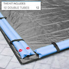 Robelle 20 Guage Blue Winter Cover Water Tube Kit for 18 x 36 Swimming Pools