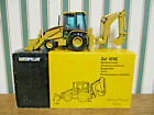 Caterpillar 428C Backhoe Loader Official Launch Edition By NZG 1 50th Scale