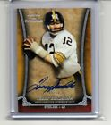 2011 Topps Five Star On-Card Auto Terry Bradshaw # 60