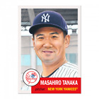 Topps Announces Plans for First Masahiro Tanaka Yankees Cards 11
