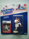 1988 Kenner Starting Lineup ROGER CLEMENS Boston Red Sox ~ 1st Year! ~ Unopened!