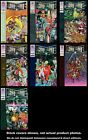 Deathmate 1-6 + Preview Valiant 1993 Complete Set VF NM