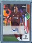 2020-21 Topps Merlin Collection Chrome UEFA Champions League Europa League Soccer Cards 24