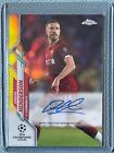 2020-21 Topps Merlin Collection Chrome UEFA Champions League Europa League Soccer Cards 21
