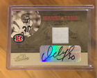 2005 Playoff Absolute Memorabilia Ickey Woods Marks of Fame Jersey Auto #258 300