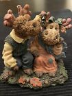 Boyds Bears Moose Troop: Mervin Mattie - Under Mooseltoe - 2E NO BOX