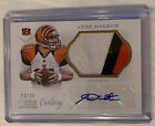 Andy Dalton Cards, Rookie Card Checklist and Autographed Memorabilia Guide 8