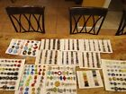Porcelain And Glass And Others Mixed Jewelery Beads Lot