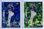 2020 Topps Chrome Update Series Sapphire Edition Baseball Cards 36