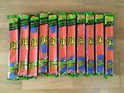 Lot Of 11x Hot Wheels Straight Track Connector Builder System Over 3ft Each Pack