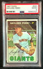 Gaylord Perry Cards, Rookie Card and Autographed Memorabilia Guide 17